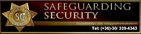 SAFEGUARGDING SECURITY
